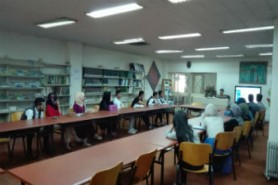 The secretariat of the Central Library organizes workshop on the Virtual Library